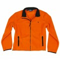 Ralph Lauren Polo Men's Polartec 200 Fleece- Orange